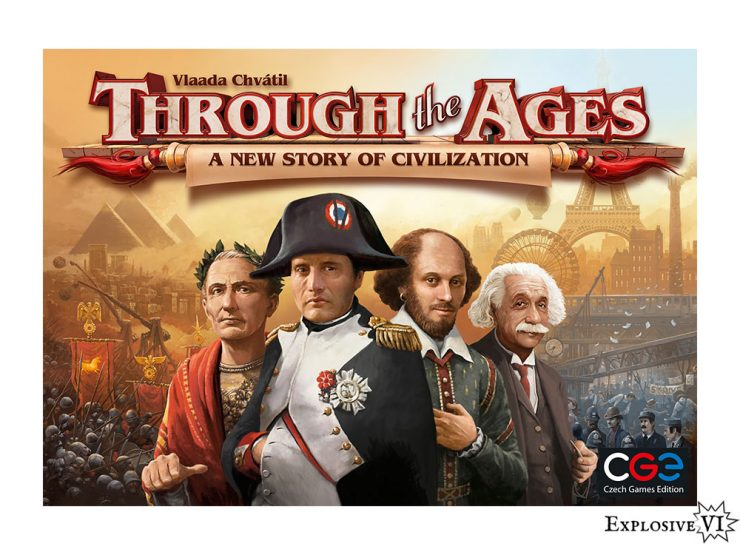 Through the Ages A New Story of Civilisation