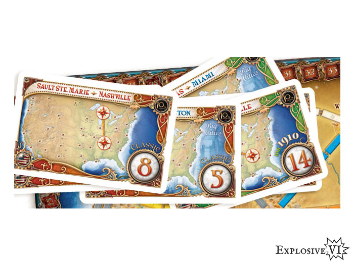 Ticket To Ride 10th Anniversary Tickets