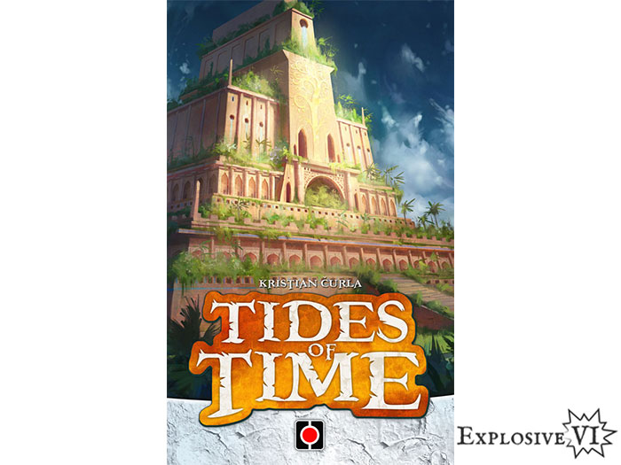Tides of Time Card Game