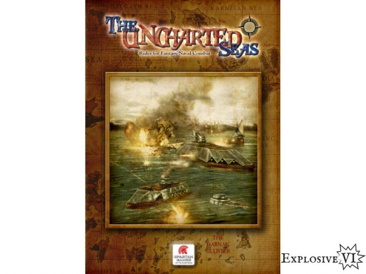 Uncharted Seas Master Rulebook (Second Edition)