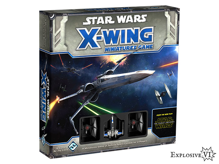 X-Wing Force Awakens Core Set