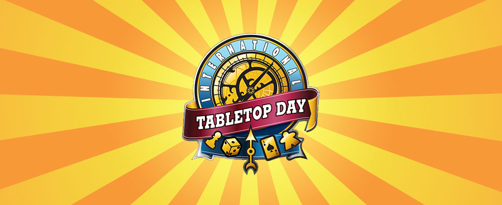 TableTop Day Banner